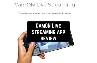 CamON Live Streaming App Review