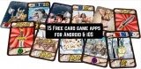 15 Free card game apps for Android & iOS