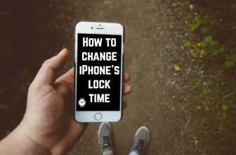 How to Change Your iPhone's Auto-Lock Time