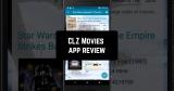 CLZ Movies App Review