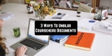 3 Ways To Unblur Coursehero Documents
