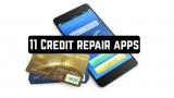 11 Credit repair apps (Android & iOS)