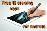 Free 15 drawing apps for Android