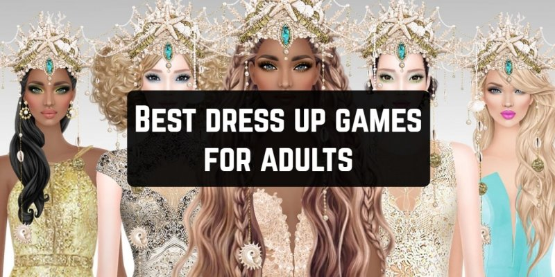 11 Best dress up games for adults (Android & iOS)
