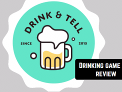 Drink and Tell – Drinking game app review