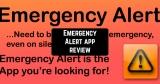 Emergency Alert App Review