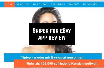 Sniper for eBay – Auction Bid Sniper automatic bid App Review