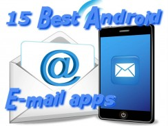 15 Best Android E-mail apps