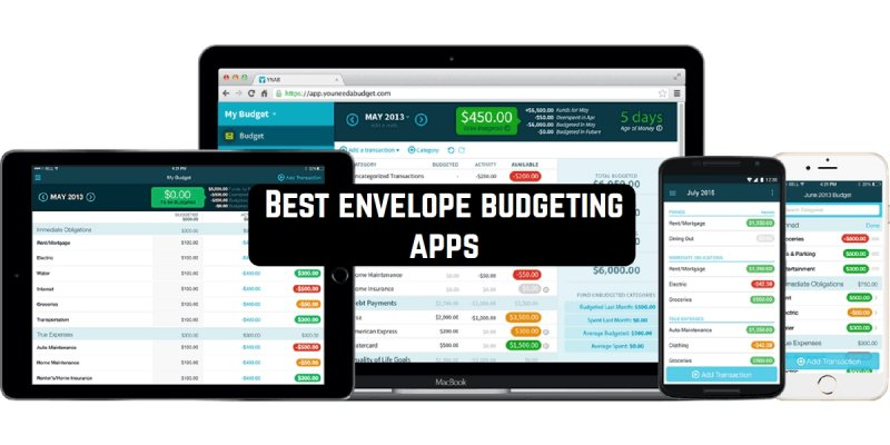 7 Best envelope budgeting apps for Android & iOS