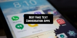 5 Best Fake Text Conversation Apps for Android & iOS