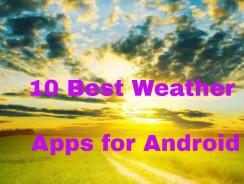 10 Best Weather Apps for Android