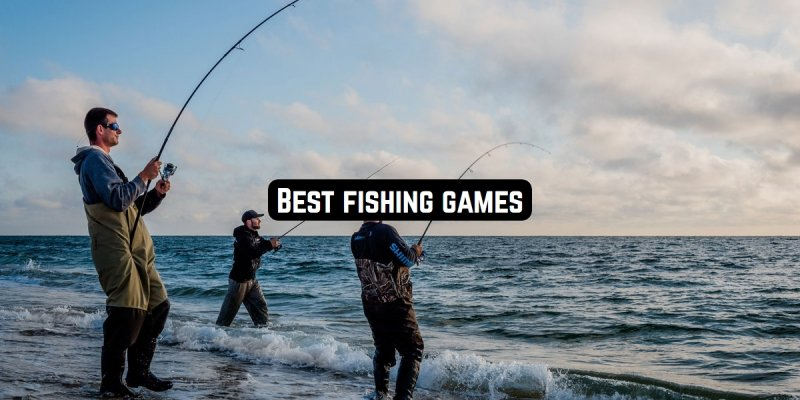 11 Best fishing games for Android & iOS 2020