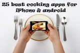 25 Best cooking apps for iPhone & Android