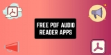 6 Free PDF Audio Reader Apps for Android & iOS