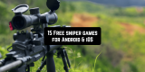 15 Free sniper games for Android & iOS