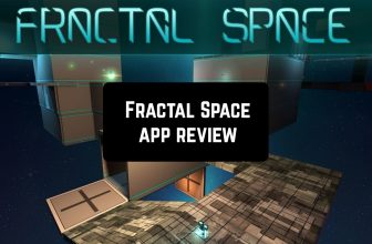Fractal Space App Review