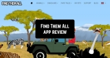 Find Them All: looking for animals app App Review