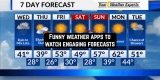 9 Funny weather apps to watch engaging forecasts