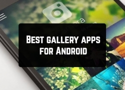 11 Best gallery apps for Android
