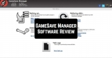 GameSave Manager Software Review