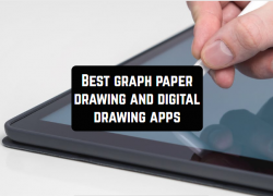 11 Best graph paper drawing and digital drawing apps for Android & iOS