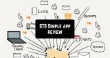 GTD Simple App Review