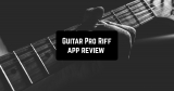 Guitar Pro Riff App Review