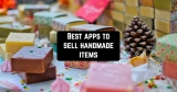 12 Best apps to sell handmade items on Android & IOS