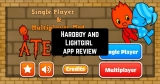 Hardboy and Lightgirl App Review