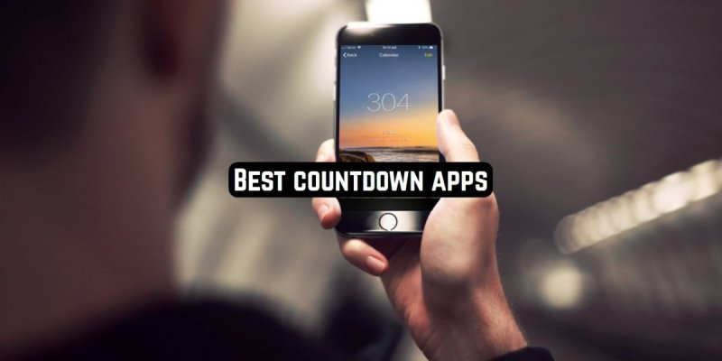 21 Best countdown apps for Android & iOS