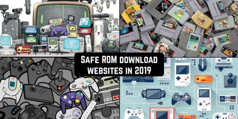 15 Safe ROM download websites in 2019