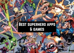 11 Best superhero apps & games for Android & iOS