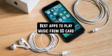 5 Best apps to play music from SD card for Android & iOS