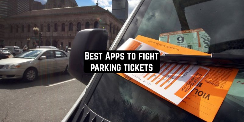 5 Best apps to fight parking tickets (Android & iOS)