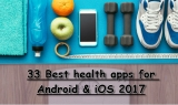 33 Best Health Apps for Android & iOS 2017