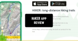 HiiKER: Long-Distance Hiking Trails App Review