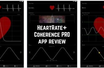 HeartRate+ Coherence PRO App Review