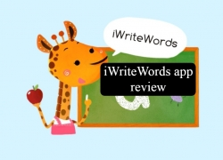 iWriteWords app review