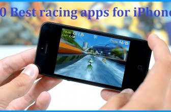 10 Best racing apps for iPhone