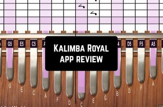 Kalimba Royal App Review