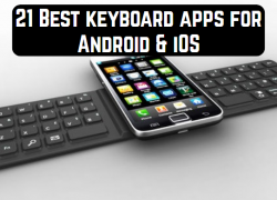 21 Best keyboard apps for Android & iOS