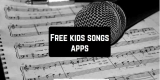 7 Free kid's songs apps for Android & iOS