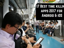 17 Best time killing apps 2017 for Android & iOS