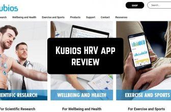 Kubios HRV App Review