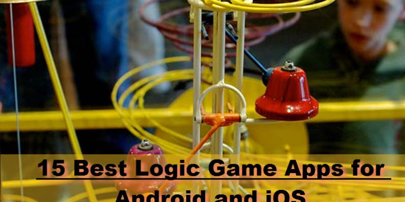 15 Best Logic Game Apps for Android & iOS