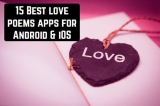 15 Best love poems apps for Android & iOS
