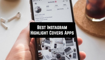 11 Best Instagram Highlight Covers Apps (Android & iOS)