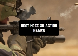 15 Free 3D Action Games Android & iOS