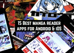 15 Best manga reader apps for Android & iOS