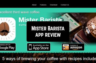 Mister Barista App Review